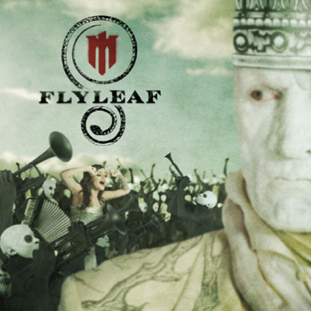 Memento Mori Flyleaf album cover