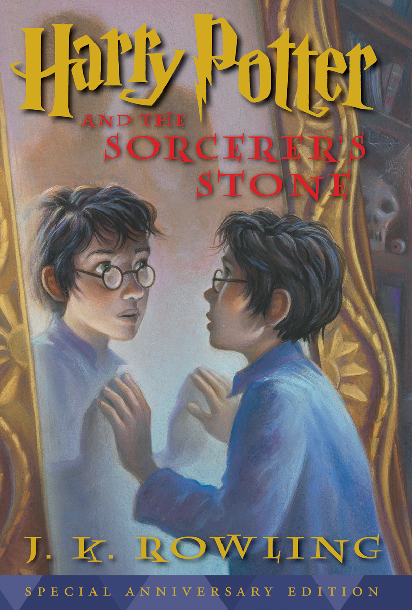Harry Potter Book Kickass : Harry potter and the sorcerer s stone review book