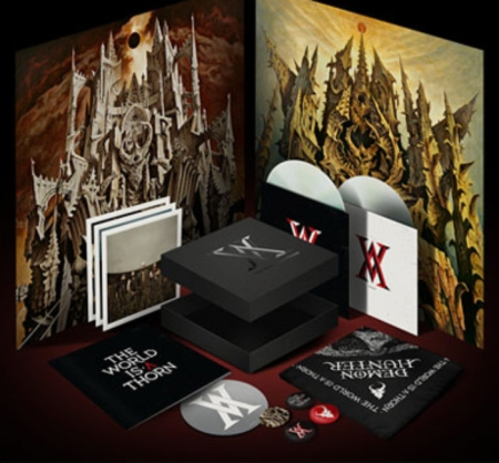 The World Is A Thorn Deluxe Edition from Demon Hunter (picture)