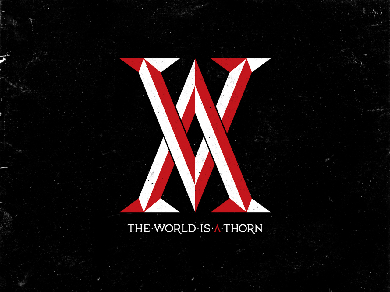 Demon Hunter V Wallpaper The World Is A Thorn Release Date March 9 2010
