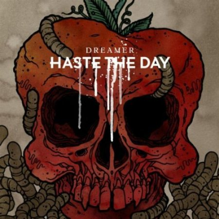 Dreamer Haste the Day digital exclusive artwork cover